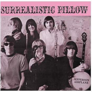 Jefferson Airplane 'Surrealistic Pillow' LP