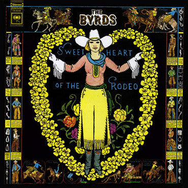 The Byrds 'Sweetheart Of The Rodeo' LP