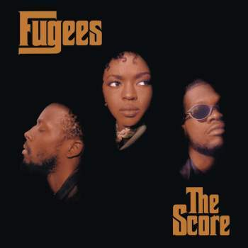 The Fugees 'The Score' 2xLP