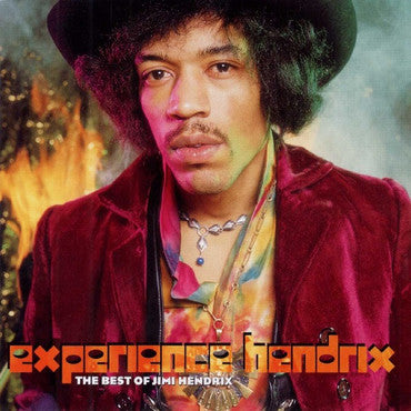 Jimi Hendrix 'The Best Of Jimi Hendrix' 2xLP