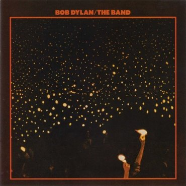 Bob Dylan & The Band 'Before The Flood' 2xLP