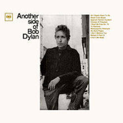 Bob Dylan 'Another Side Of Bob Dylan' LP