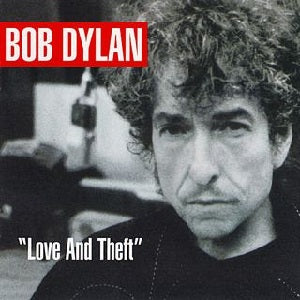 Bob Dylan 'Love and Theft' 2xLP