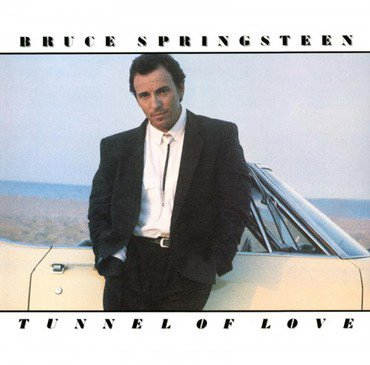 Bruce Springsteen 'Tunnel Of Love' 2xLP