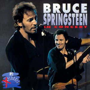 Bruce Springsteen 'MTV Unplugged' 2xLP