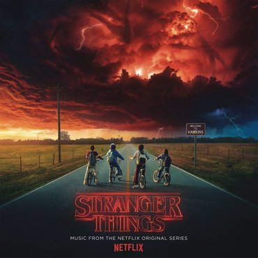 Various 'Stranger Things - Music From The Netflix Series' 2xLP