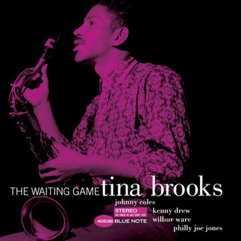 Tina Brooks 'The Waiting Game' LP