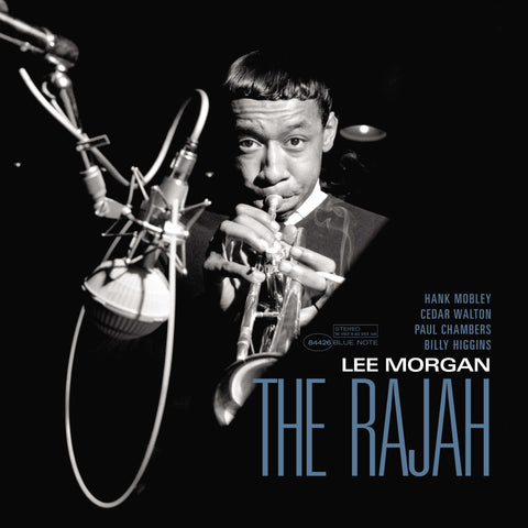 Lee Morgan 'The Rajah' LP