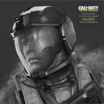 Sarah Schachner 'Call Of Duty: Infinite Warfare' 2xLP