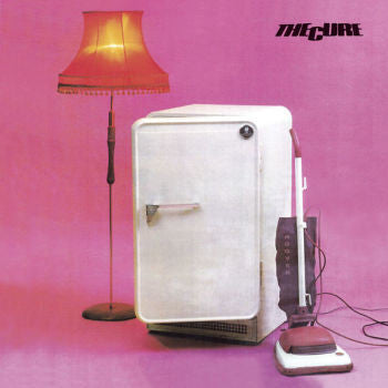 The Cure 'Three Imaginary Boys' LP