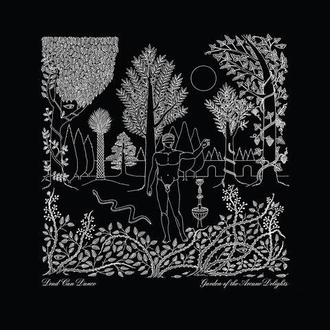 Dead Can Dance 'Garden of Arcane Delights / The John Peel Sessions' 2xLP