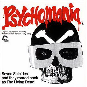 John Cameron 'Psychomania (Original Soundtrack Music)' LP