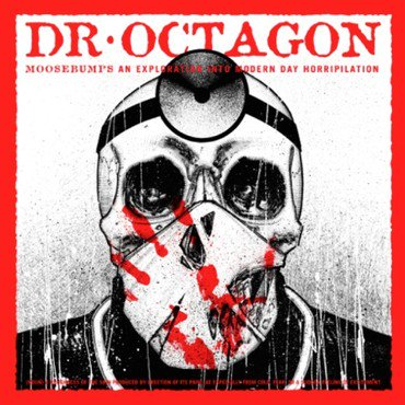 Dr Octagon 'Moosebumps An Exploration Into Modern Day Horripilation' 2xLP