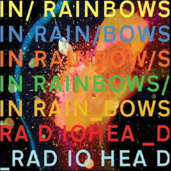 Radiohead 'In Rainbows' LP