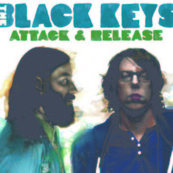 The Black Keys 'Attack & Release' LP