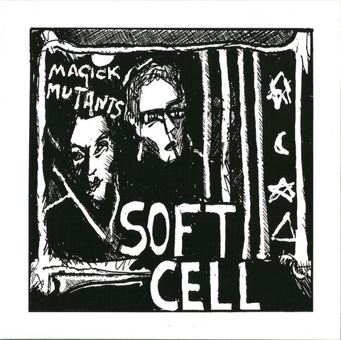 Soft Cell 'Magick Mutants EP' 7""