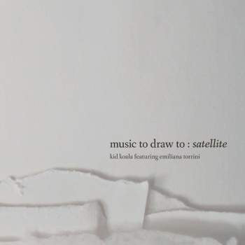Kid Koala featuring Emiliana Torrini 'Music To Draw To: Satellite' 2xLP
