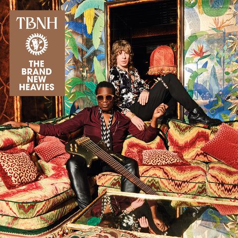 The Brand New Heavies 'TBNH' 2xLP