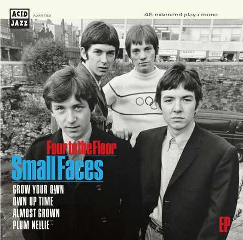 Small Faces 'Four To The Floor' 7""
