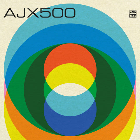 Various 'AJX500: A Collection From Acid Jazz' LP