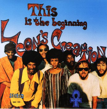 Leon's Creation 'This Is The Beginning' LP