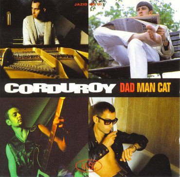 Corduroy 'Dad Man Cat' LP