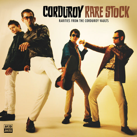 Corduroy 'Rare Stock' LP