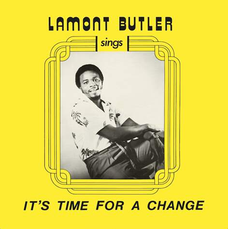 Lamont Butler 'It's Time For A Change' LP