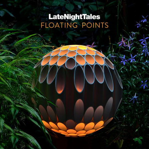 Floating Points 'Late Night Tales' 2xLP