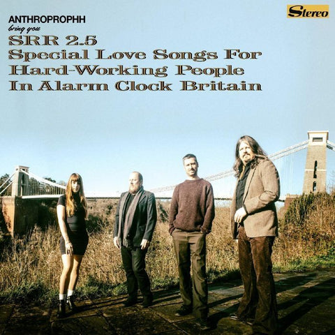 Anthroprophh 'SRR2.5 Special Love Songs For Hardworking People in Alarm Clock Britain' LP