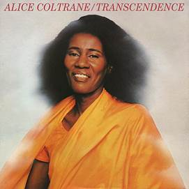Alice Coltrane 'Trancendence' LP