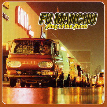 Fu Manchu 'King Of The Road' 2xLP