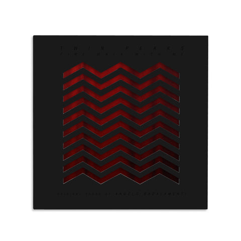 Angelo Badalamenti 'Twin Peaks: Fire Walk With Me' 2xLP