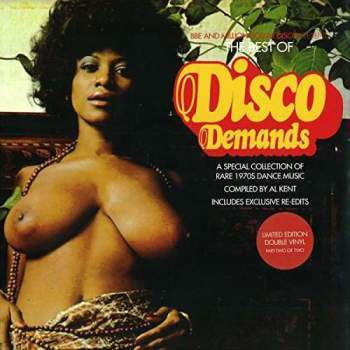 Various 'The Best Of Disco Demands Part 2' 2xLP