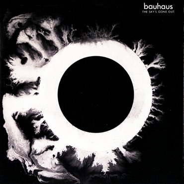 Bauhaus 'The Sky's Gone Out ' LP