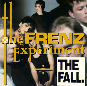 The Fall 'The Frenz Experiment: Expanded Edition' 2xLP