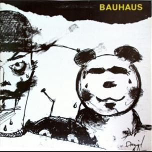 Bauhaus 'Mask' LP