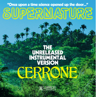 Cerrone 'Supernature (Instrumental)' 12""