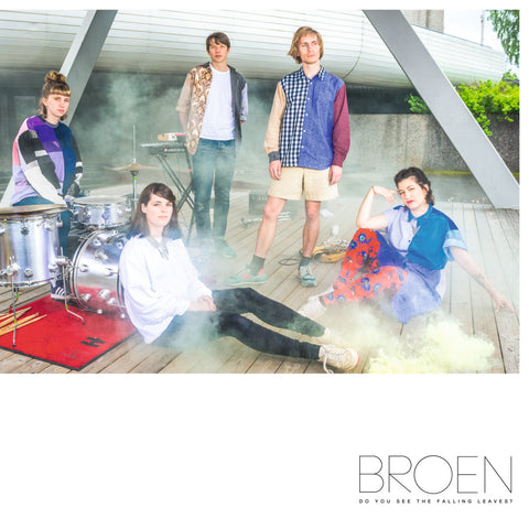 Broen 'Do You See The Falling Leaves?' LP