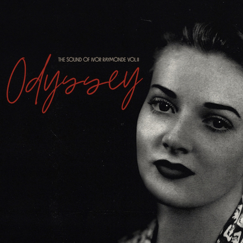 Various 'Odyssey: The Sound Of Ivor Raymonde Vol II' 2xLP