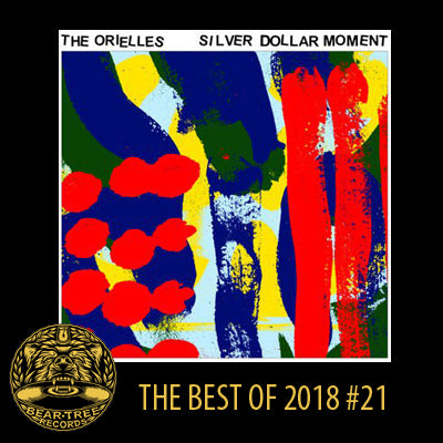 The Orielles 'Silver Dollar Moment' LP