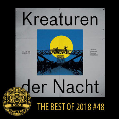 Various 'JD Twitch presents Kreaturen Der Nacht' 2xLP