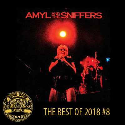 Amyl and the Sniffers 'Big Attraction and Giddy Up' LP (UK Version)