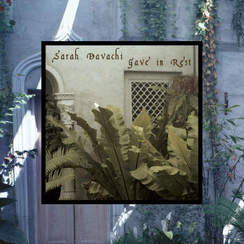 Sarah Davachi 'Gave In Rest' LP
