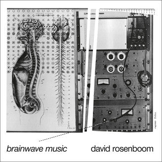 David Rosenboom 'Brainwave Music' 2xLP