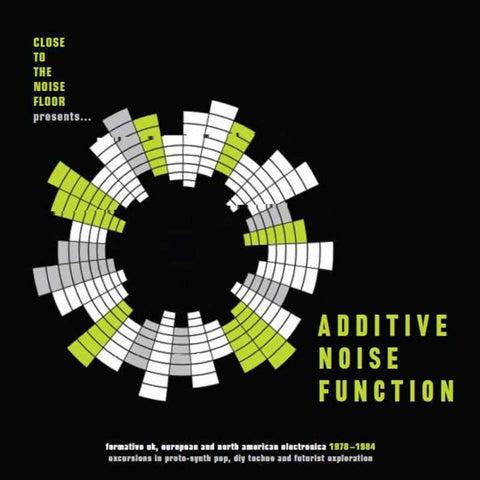 Various 'Additive Noise Function' 3xLP