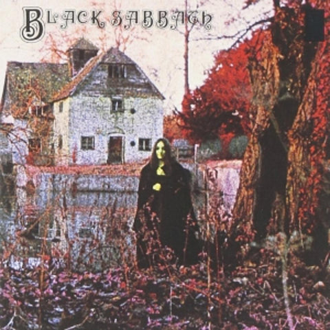 Black Sabbath 'Black Sabbath' LP