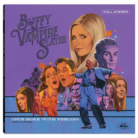Various 'Buffy The Vampire Slayer: Once More With Feeling' LP