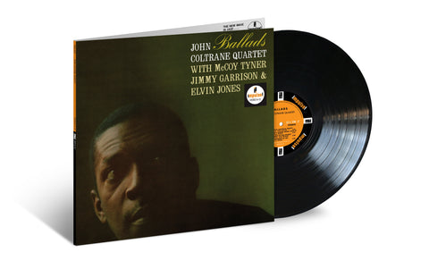 John Coltrane 'Ballads (Acoustic Sounds Edition)' LP