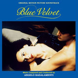 Angelo Badalamenti 'Blue Velvet (Original Motion Picture Soundtrack)' LP